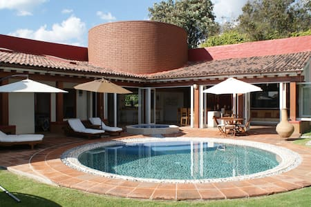 Beautiful House in Malinalco - Malinalco - House