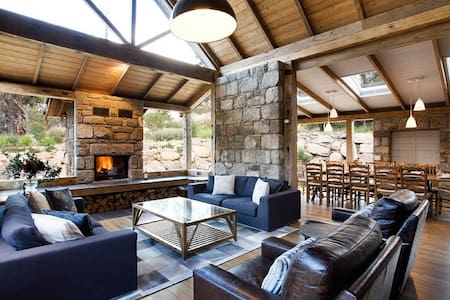 ⭐️ Mountain LUXURY⭐️ Wood Fireplace⭐️Pets Welcome