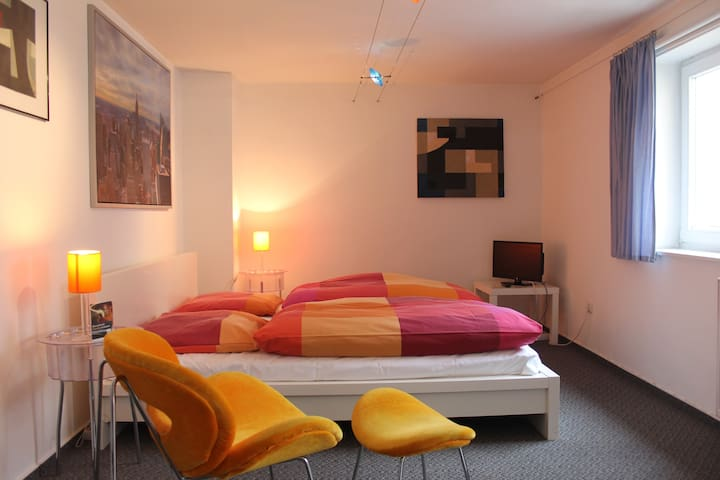 Ruhiges Ferienapartment Albeniz - Bamberg - Hus