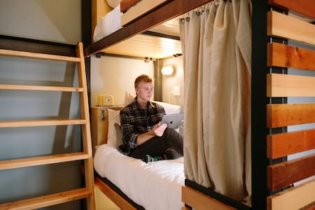 Bunk Bed (A) in The Society Hotel - Portland - Andere