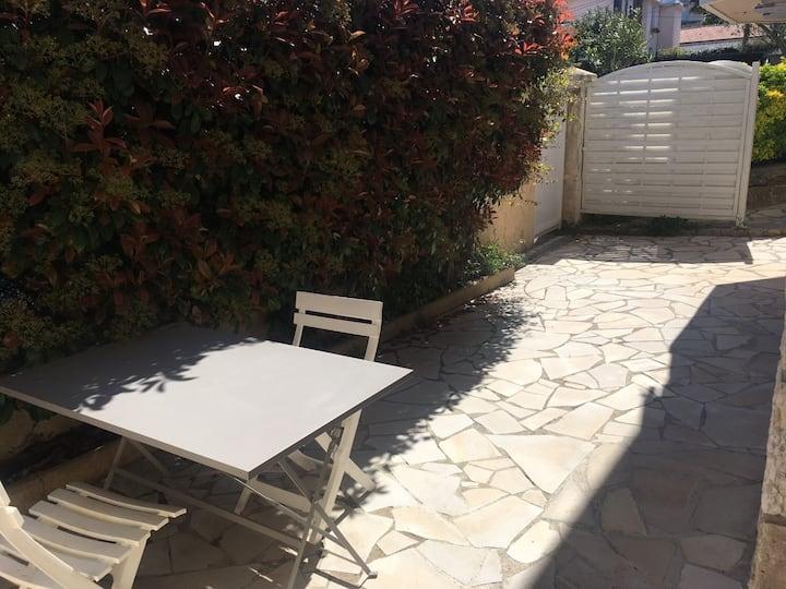 Appartement 2 P rez-de-jardin