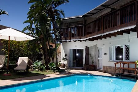 Boma Lodge Bed & Breakfast Room 1 - Durban North