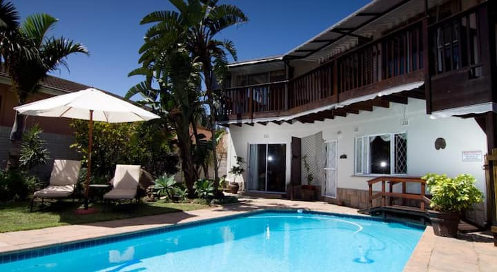 Boma Lodge Bed & Breakfast Room 1