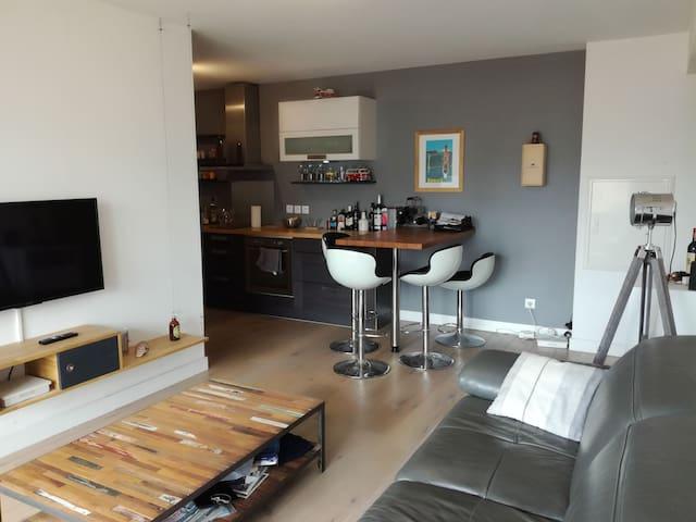 Appartement t2 40m2 avec terrasse appartements louer for Deco appartement t2 40m2