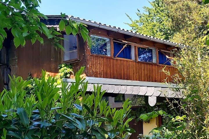 Eifelhaus, mit Wildgarten, National Park Eifel