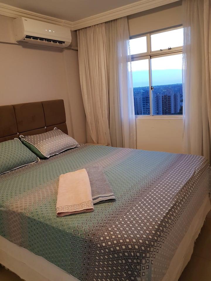 Lindo apartamento bem equipado e aconchegante!
