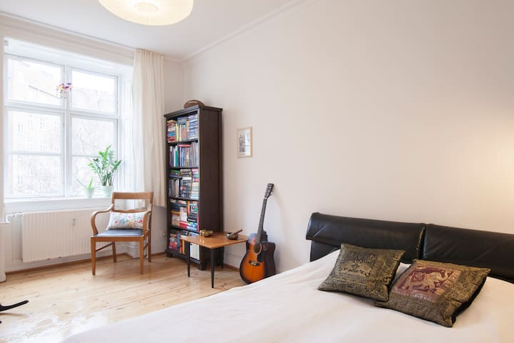 Large double in central location! - Köpenhamn - Lägenhet