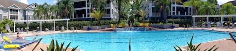 Centrally Located Luxury Condo in Tampa, Florida.