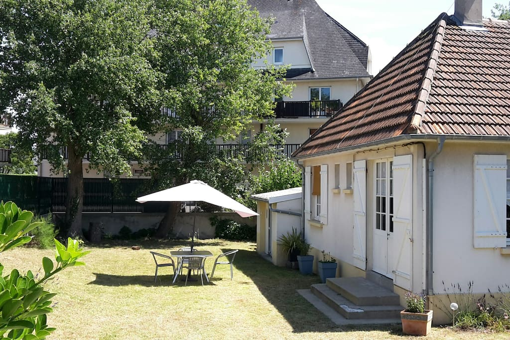 Maison en bord de mer apartments for rent in merville for Achat maison normandie bord de mer