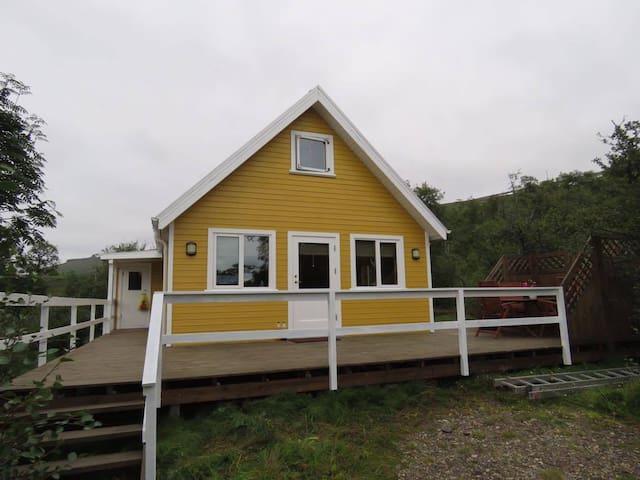Eyjólfstaðaskógur Summer House - Egilsstaðir - Ev