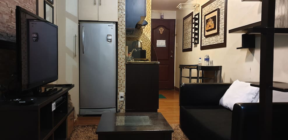 Fully Furnished Studio Unit in Pasig City