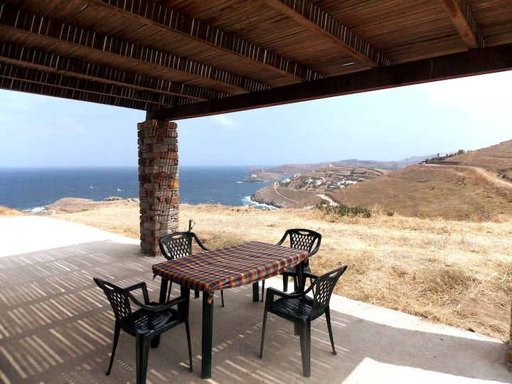 Comfortable Home w/ Amazing Aegean view