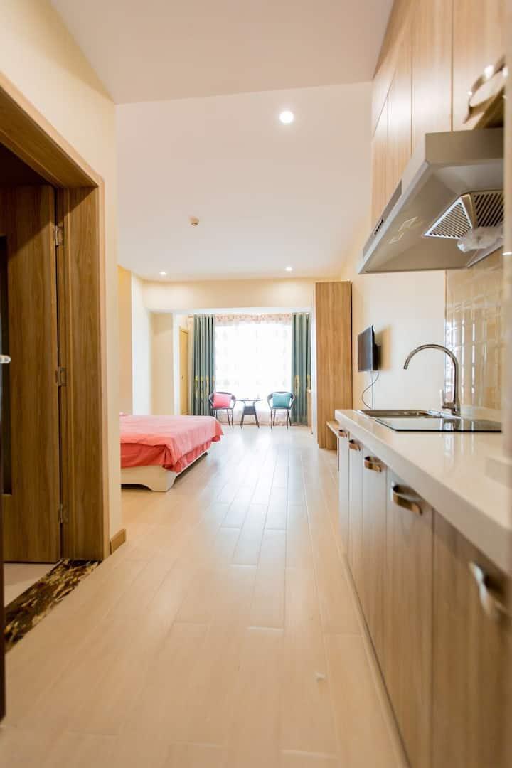 爱琴海浪漫公寓