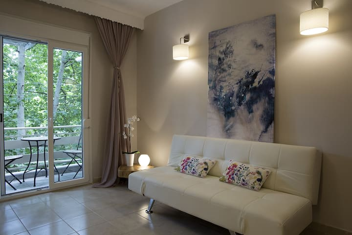 Chic & Luxurious central flat in Thessaloniki