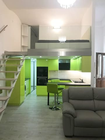 Nyugati8 - High standard apartment