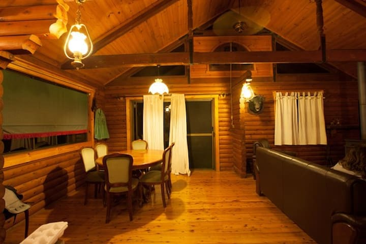Bass Lodge - Wild River Lodge