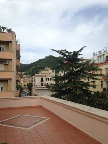 In the heart of Salerno