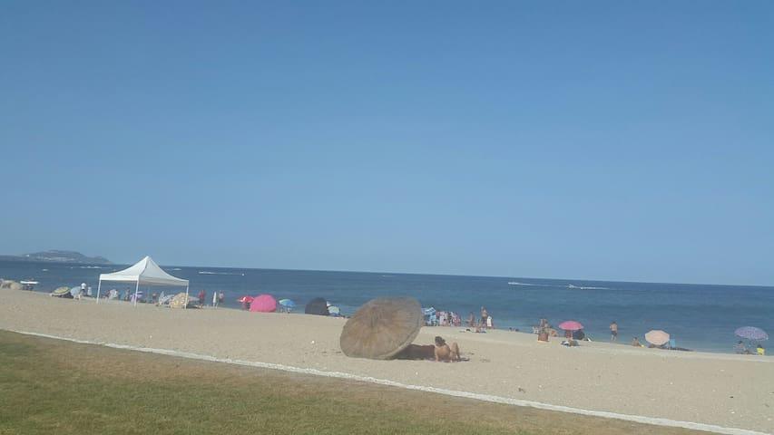 Tetouan Appt agréable vue reposante à  2 min plage