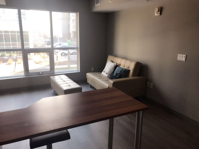 new condo nearby WU and WLU - Waterloo - Appartement en résidence