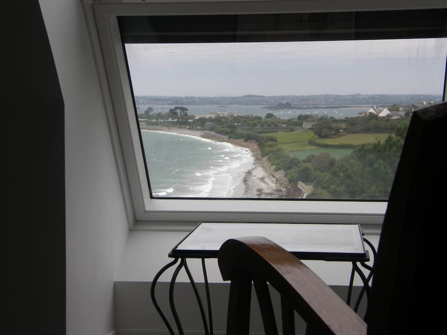 meubl tourisme 200m de la mer apartments for rent in saint pol de l on bretagne france. Black Bedroom Furniture Sets. Home Design Ideas