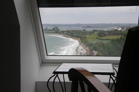 Tromeal Lasalle meublé tourisme**** 100m de la mer - Saint-Pol-de-Léon - Apartamento