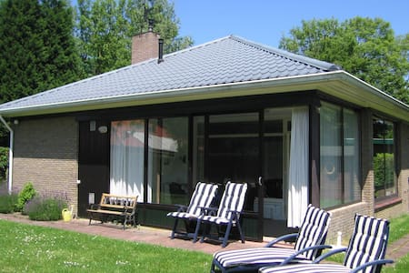 Holidayhouse near sea and lake, 7 persons