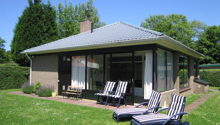 Holidayhouse near sea and lake, 7 persons