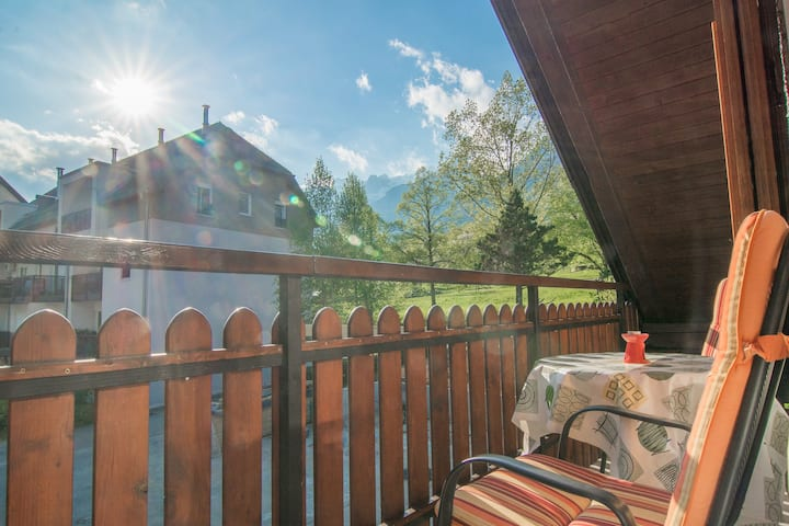 Sunset**** Apartments Tajcr Bovec