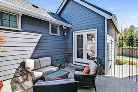 Separate Private Master Suite Cottage - Vancouver - Rumah