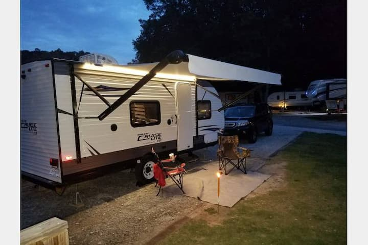 Home away from Home @ Stone Mtn Campground