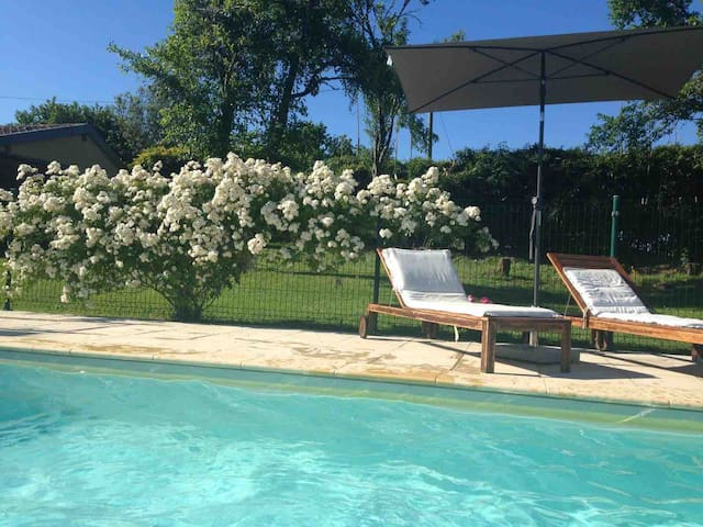 3 Bed Converted Barn with Pool in the Dordogne