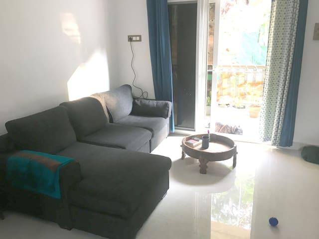 Beautiful and peaceful homestay in Siolim, Goa!