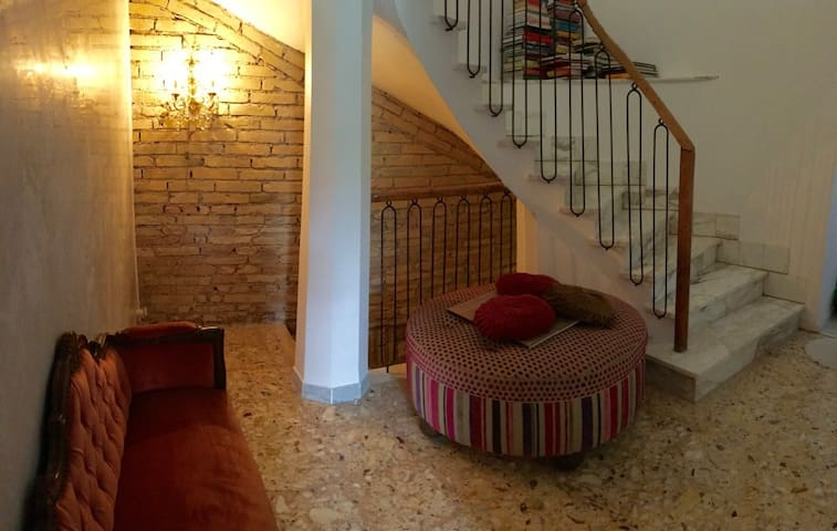 Room in centralCityVillas+terrace on Pigneto - Roma - Villa