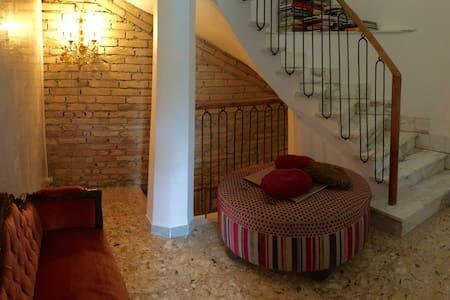 Nice Room in centralCityVillas+terrace on Pigneto - Rom - Villa