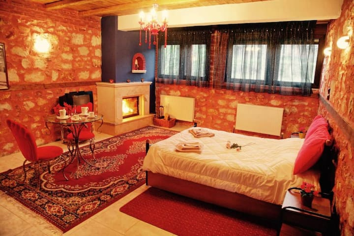 Double Room with Fireplace