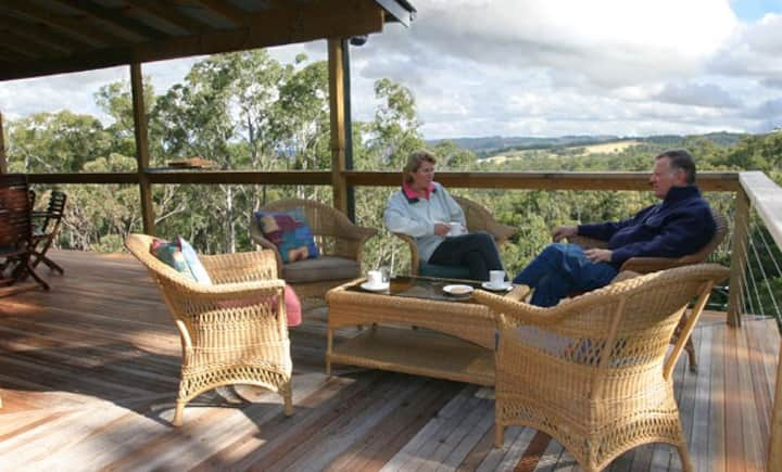 Clancy's Lodge - Banjos Bushland Retreat