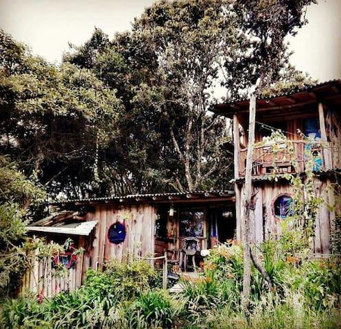 Cabaña de campo en Santa Elena - Santa Elena - Casa