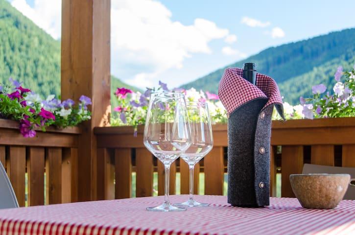 Apartment Latemar im Herzen der Dolomiten