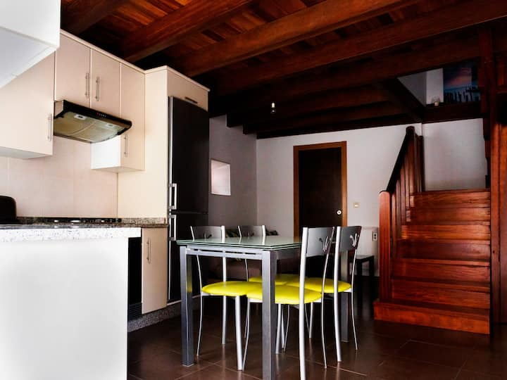 Maison TABI, Caión- A Coruña  (VUT-CO-000899)