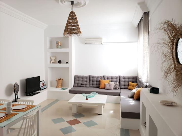 Kantaoui North Beach Apartment