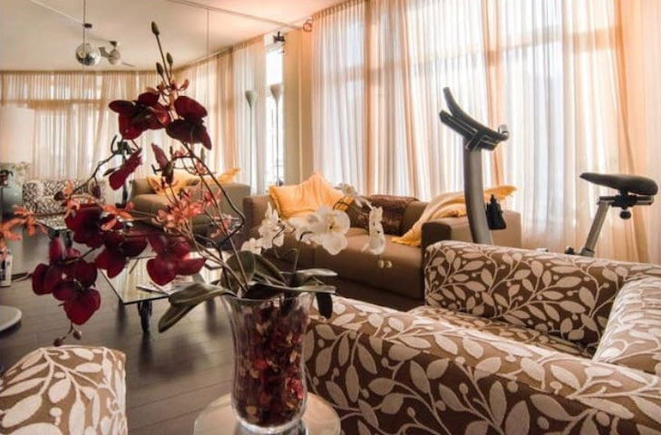 Luxe&Cosy in the Heart of Amsterdam - Amsterdam - Leilighet