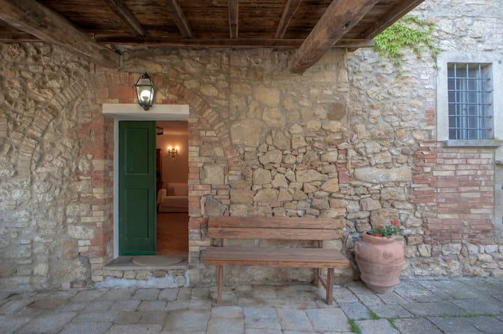 podere Colombaione - Volterra (la Salvia)