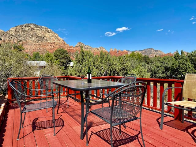 Sedona Home with a Red Rock View