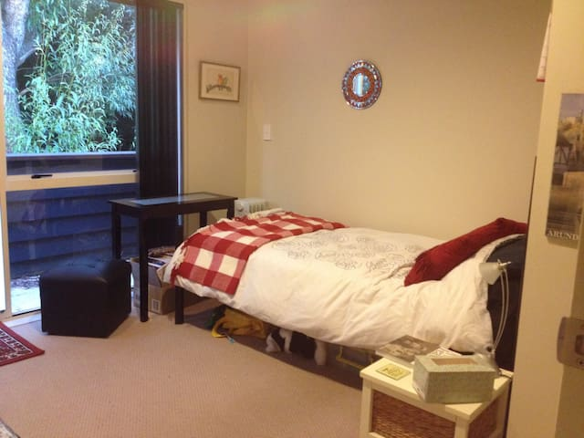 Single room with ensuite bathroom - Auckland - Haus