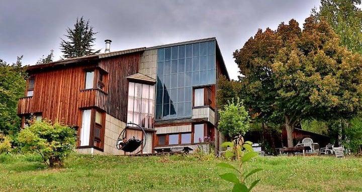 Belle maison / Vue imprenable lac de Serre-Ponçon