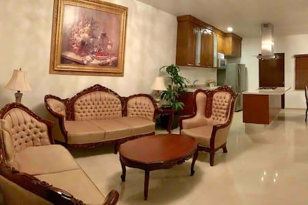 Clásica y hermosa casa, ideal para 5 personas.