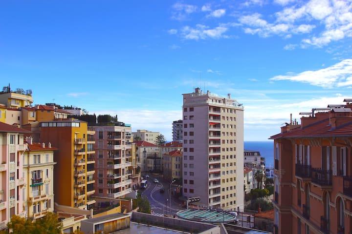 APPARTEMENT-TERRASSE D'EXCEPTION - Monaco - Apartment