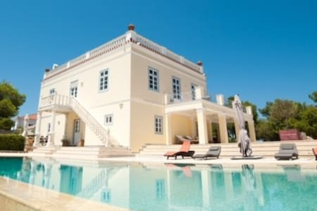 Greek Villa - Villa