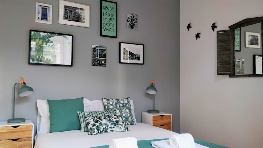 NEW! Nest@Lisbon - Charming flat at SÉ & BAIXA