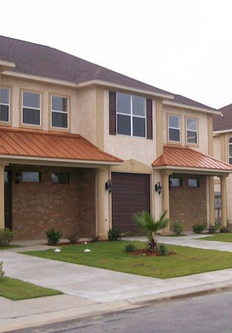Mediterranean style Townhomes